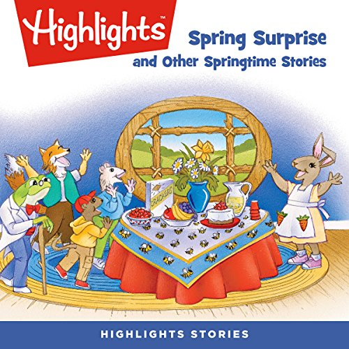 Spring Surprise and Other Springtime Stories copertina