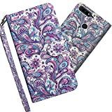 COTDINFOR Huawei Y7 Prime 2018 Cover 3D Effect Painted