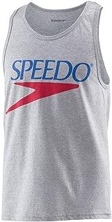 Speedo Vintage Collection Logo Tank Top