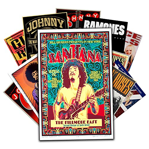 Vintage Poster Decal Posters