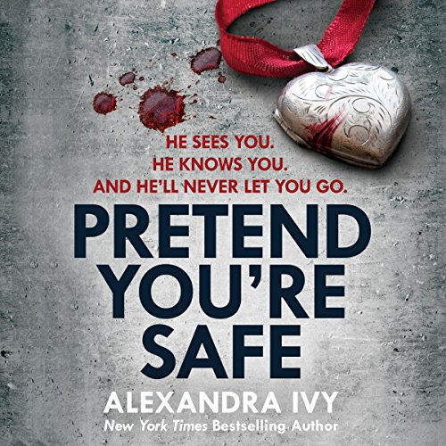 Pretend You're Safe audiobook cover art