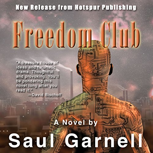 Freedom Club audiobook cover art