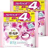 【まとめ買い】 ボールド 洗濯洗剤 ジェルボール 3D 癒しのプレミアムブロッサムの香り 詰め替え ウルトラジャンボサイズ 63個 × 2個