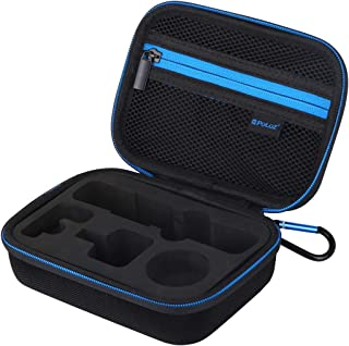 for DJI Gopro Action Camera Color : Black Sports Panoramic Camera Camera Protective Bag for Insta360 ONE X Black Size: 14cm x 6cm x 5.5cm
