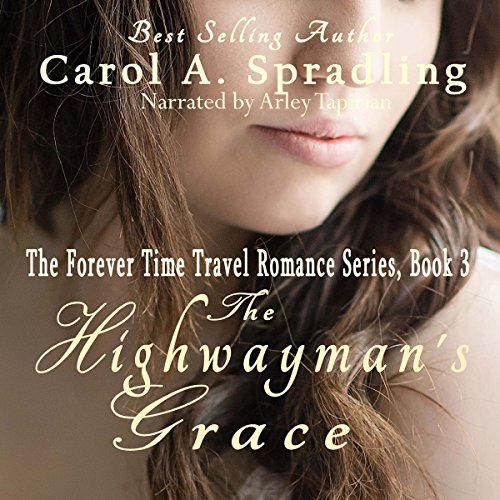 The Highwayman's Grace audiobook cover art
