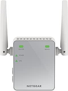 Netgear 美国网件 通用 WLAN 中继器 Weiß/grau 300 Mbit/s