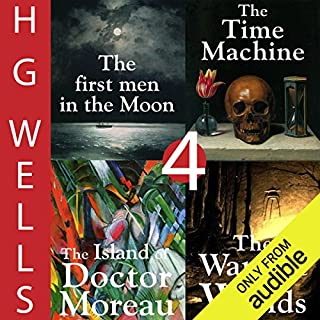 H. G. Wells Sci-Fi Omnibus: Four Great Novels cover art