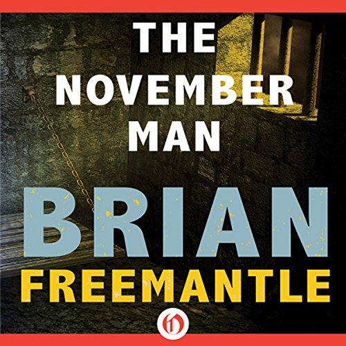 November Man cover art