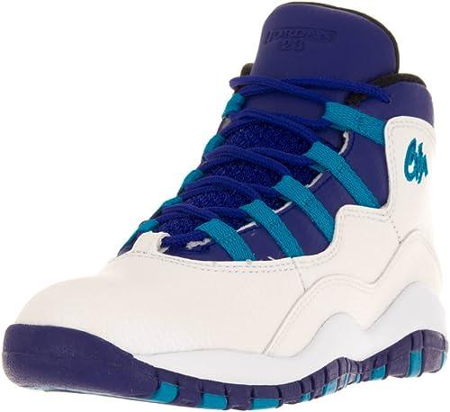 Jordan 10 Retro BP 'Charlotte' - 310807-107