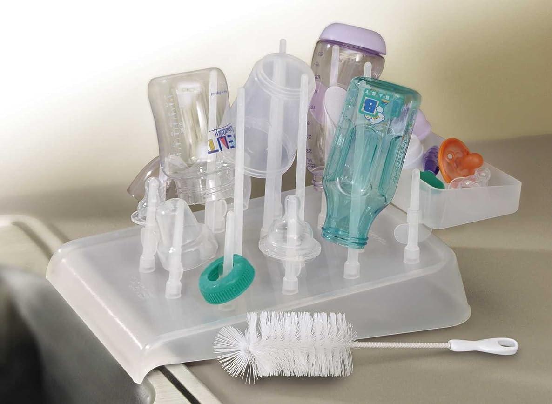 Mommy's Helper Drain 'N Dry Bottle Drying Rack