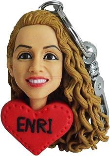 per la festa del papà regalo mini statua scultura regalo di Natale scultura del volto umano da foto disegno di figurine turui