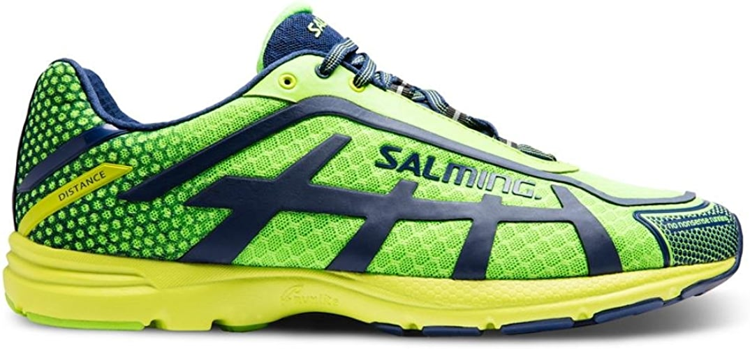 Salming Distance D5 chaussures Hommes Gecko vert