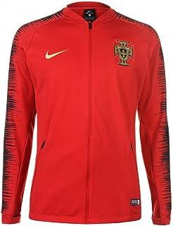 NIKE 2018-2019 Portugal Anthem Jacket (Red)