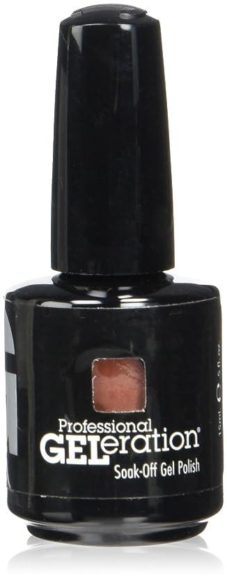 ゴミトレーダー女性ジェレレーションカラー GELERATION COLOURS 433 C ギルティプレジャーズ 15ml UV/LED対応 ソークオフジェル