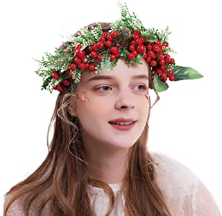 Best christmas garland headband Reviews