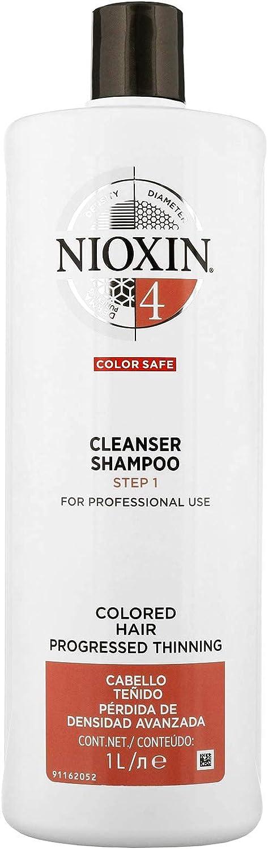 Nioxin System Shampoo Volumizing Very Weak Fine Hair - 1000 ml