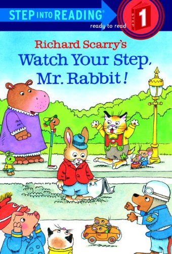 Watch Your Step, Mr Rabbit! (Early Step into Reading)の詳細を見る