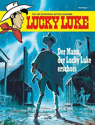 Der Mann, der Lucky Luke erschoss: Hommage 1