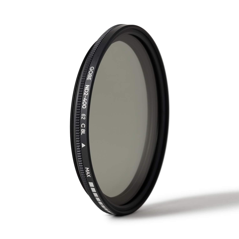 1Peak Gobe 49mm ND8 ND Lens Filter 3 Stop