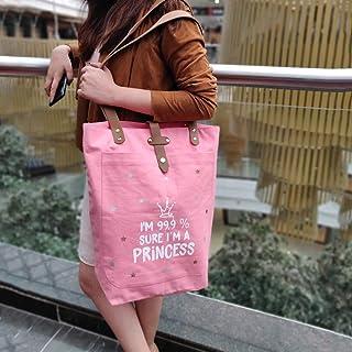 Doodle Women's Canvas Tote Bag (Multicolour)