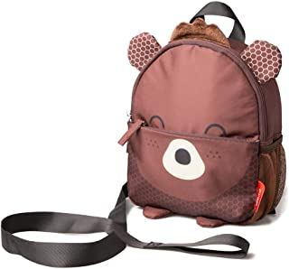 Diono Bear Character Kids Mini Backpack, Toddler Reins Harness for Child Safety, Padded Shoulder Straps for Child Comfort,...