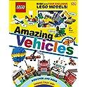 Lego Amazing Vehicles Book