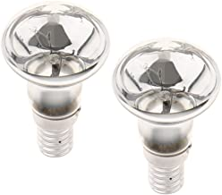 2 stuks 25 Watt R39 E14 reflector koplamp lamp vervanging gloeilamp voor lava lamp