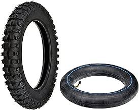 AlveyTech 2.5-10 Tire & Tube Set for Baja, Honda, Minimoto, Motovox, Razor Dirt Bikes