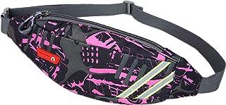 wenyujh Waist Bag Fanny Pack for Man Women Outdoors Running Climbing Carrying Cellphones