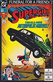 Action Comics #685 : Supergirl in