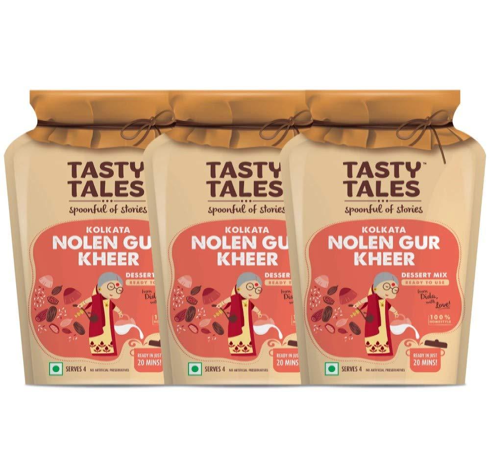 Tasty Tales, Kolkata Nolengur Kheer, Ready to Cook,Sweet, Desser