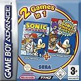 2 Games in 1 - Sonic Advance + Sonic Pinball