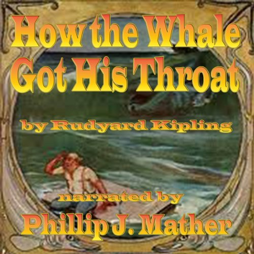 How the Whale Got His Throat cover art