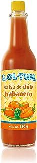 Lol-Tun SR029 Salsa Roja de Chile Habanero, 150 g