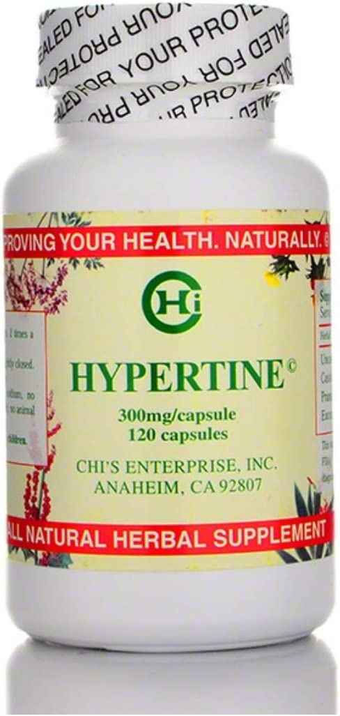 Hypertine - 120 caps OFFicial mail order by gift Enterprise Chi's