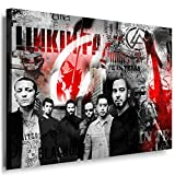 Linkin Park Bild, Leinwand Bilder L Format 50 x 70 cm !