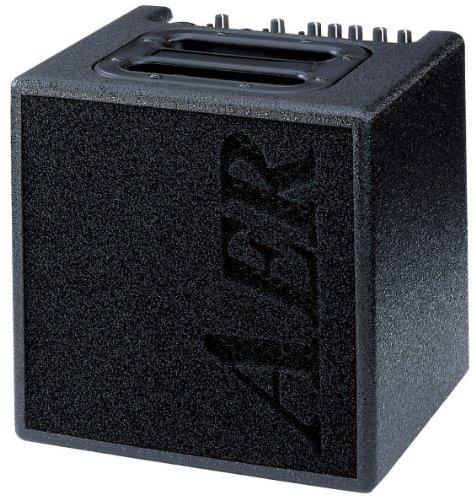 AER Alpha 40W 1x8 Acoustic Guitar Combo Amp Black