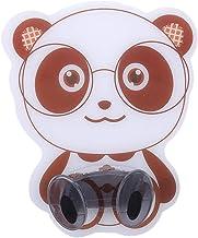 Weisin Razor Wall Hanger Hook Cartoon Power Cord Storage Hooks for Office Home Kitchen,Panda