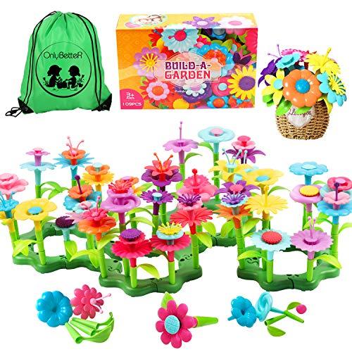 Only Better Flower Garden Buildi...