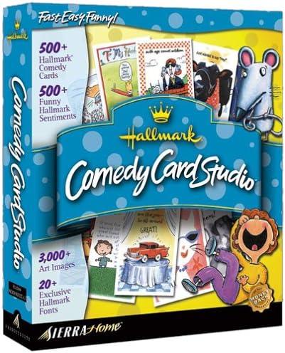 Bombing Selling rankings new work Hallmark Comedy Card Studio