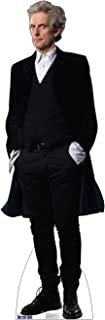 Advanced Graphics Twelfth Doctor Life Size Cardboard Cutout Standup - BBC's Doctor Who