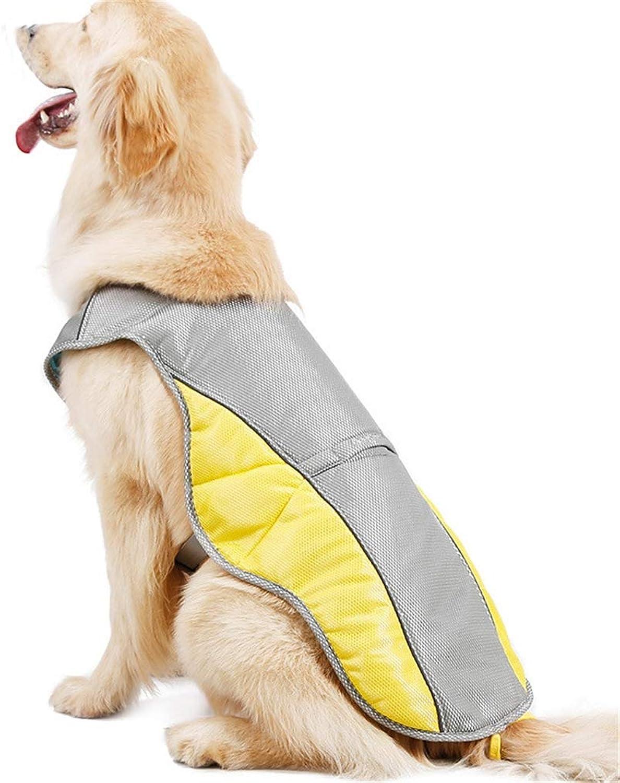 Cooling Vest Jacket for Dog Bulldog Pet Cooling Vest