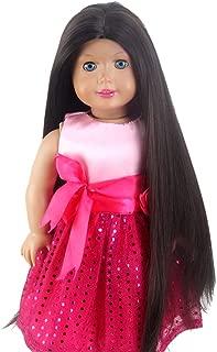 doll wig size 17 18