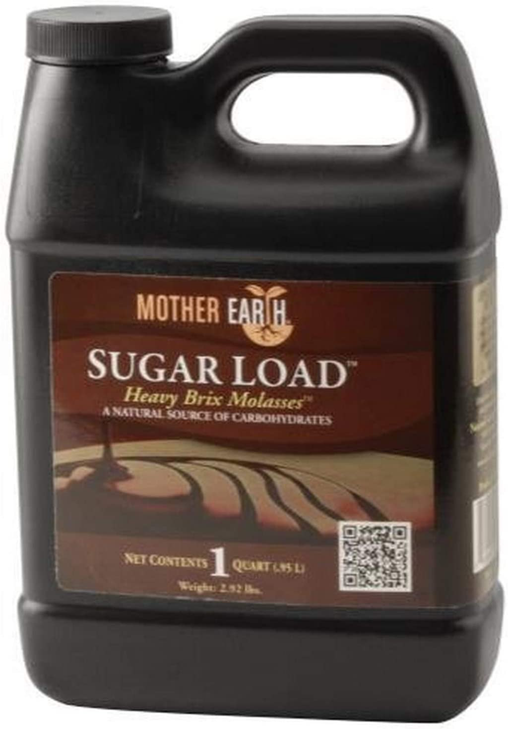 Ranking TOP1 Mother Earth 721450 Plant Nutrient Quart A Brown 1 New life