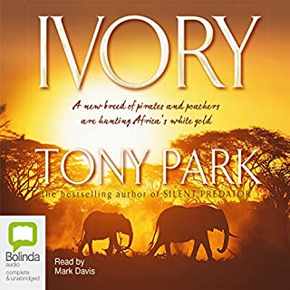 Ivory audiobook cover art
