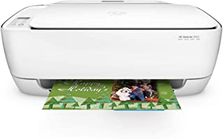 HP DeskJet 3630 Color Inkjet All-in-One Wireless Printer, Scan and Copy, Works with HP Smart app, F5S57A (Renewed)
