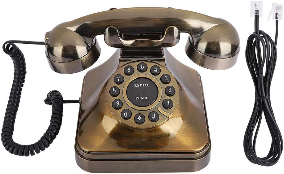Telephone Antique WX-3011# Vintage Bronze Super popular specialty store Popular popular Land