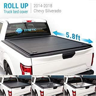 Incl. 2007 Classic Fleetside 6.5 Bed Tyger Auto T1 Roll Up Truck Tonneau Cover TG-BC1C9009 Works with 1988-2006 Chevy Silverado//GMC Sierra 1500 2500 3500 HD