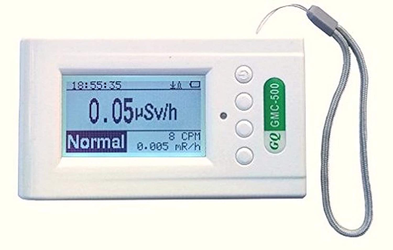 GQ GMC-500+ Radiation Detector shop Wi-Fi Our shop most popular Logging Data Dosimeter