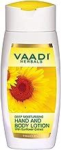 Glamorous Hub - Vaadi Herbals Hand and Body Lotion with Sunflower Extract, 110ml